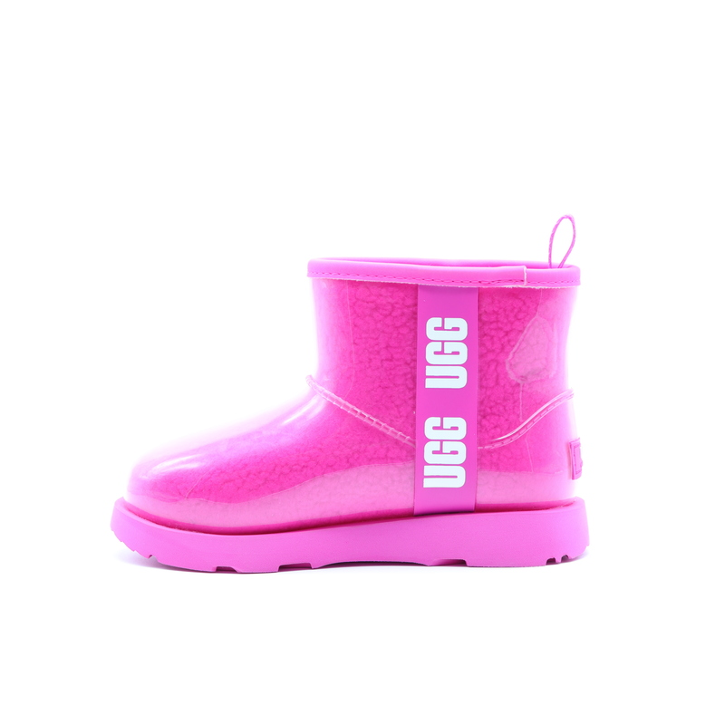 UGG HO20 Classic Clear Mini II ROCK ROSE 1112386K-RCR アグ キッズ クラシック クリア ミニ WATERPROOF ROSE 1112386K-RCR