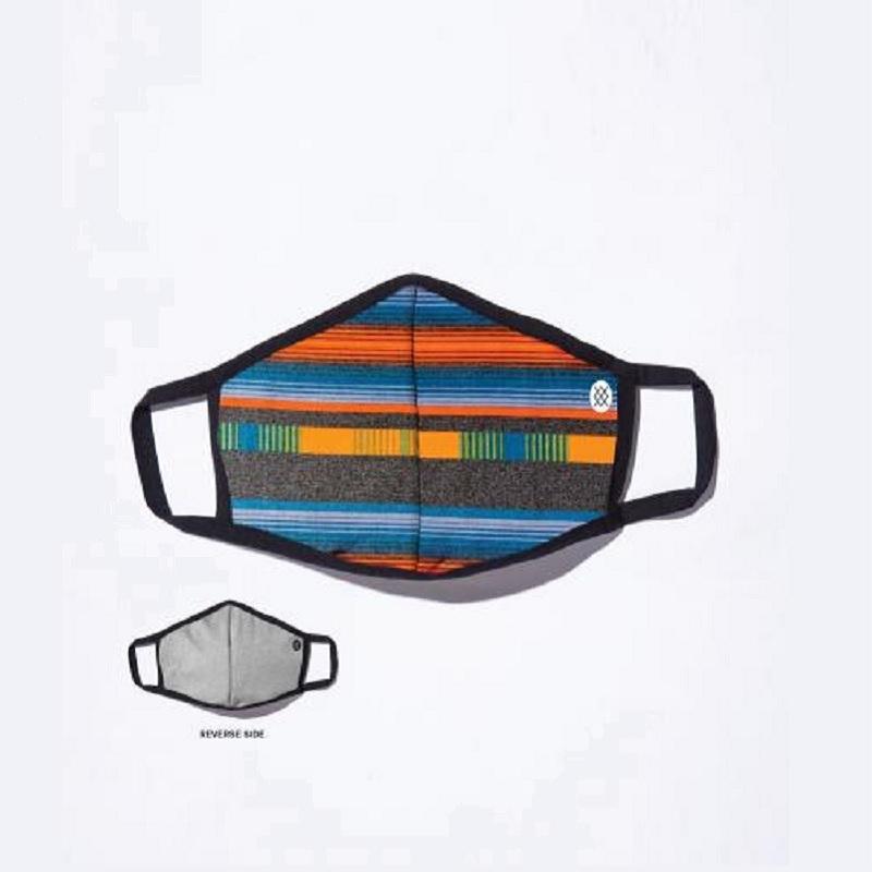 【定番モデル】【スタンスフェイスマスク】【リバーシブル/2WAY】STANCE 21 スタンス ファッション パイパー マスク PIPER MASK AH01C20PIP-CHR メンズアパレル チャコール マルチカラー フェイスマスク