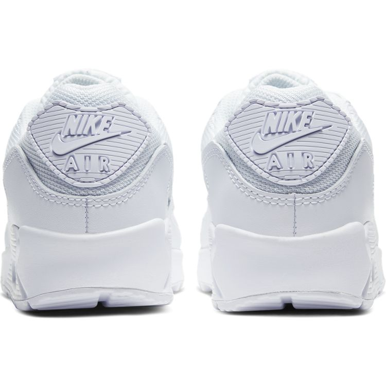 NIKE FA21 W Air Max 90 ナイキ ウィメンズ エア マックス 90 CQ2560-100 WHITE/WHITE-WHITE-WOLF GREY ホワイト/ホワイト/ホワイト/ウルフグレー
