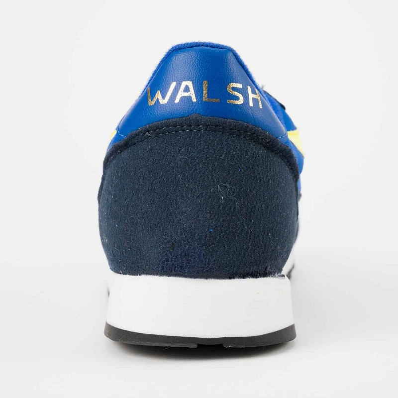 WALSH SU21 ウォルシュ European BLU/NVY/FLO EUR40001 made in ENGLAND