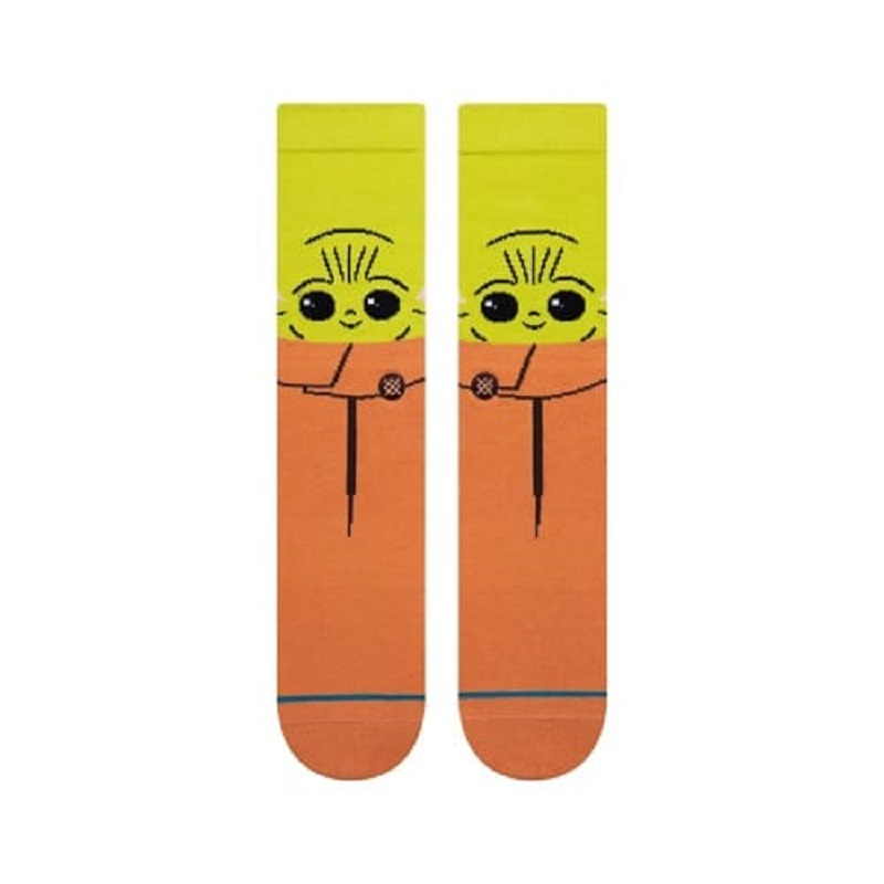 STANCE HO20 THE BOUNTY GREEN A545D20TCD-GRN スタンス GREEN A545D20TCD-GRN スター・ウォーズ マンダロリアン コレクション