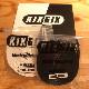 KIXSIX FA200725 キックスシックス ロゴ チップ ワックスド シューレス 2P ボックス BLACK-WHITE/Clear KX-01LTWS2B-BW