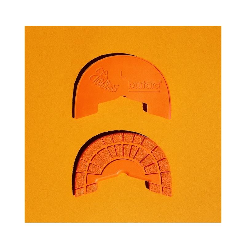 【21年限定モデル】【ヒールプロテクター/ソール減り防止】【AJ1/DUNK】Forefoot 21.10/1 フォアフット 「守」FM001-21OR メンズ レディース アクセサリー オレンジ