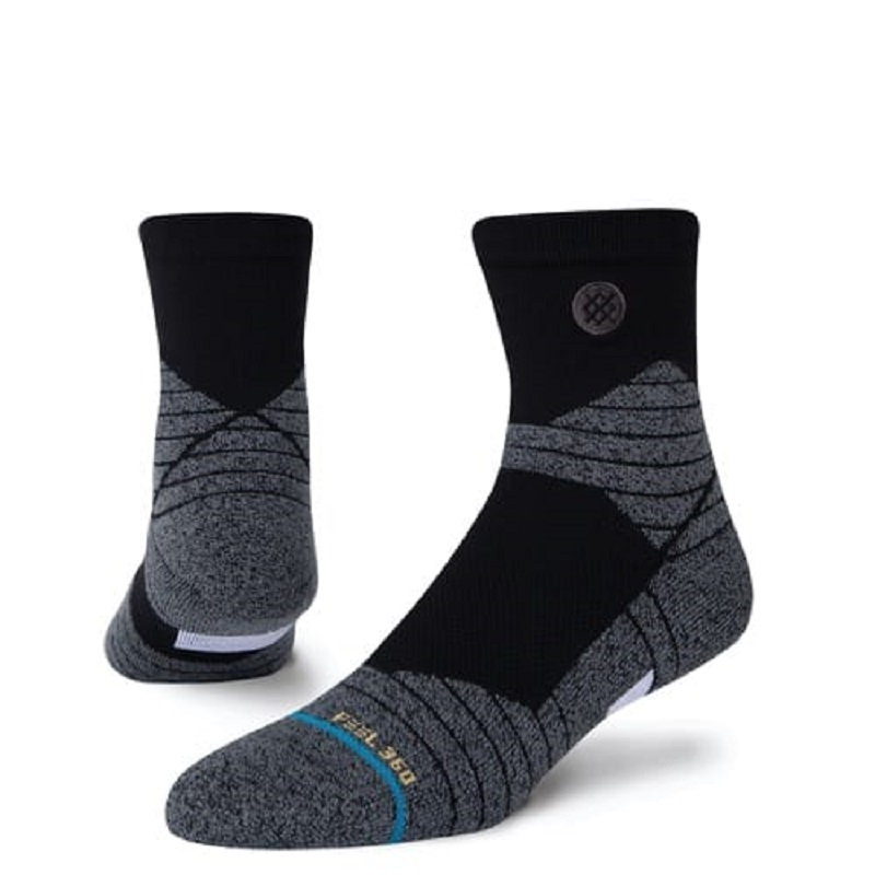 STANCE 21 スタンス ICON SPORT QTR BLACK A459A21SQB-BLK パフォーマンス