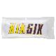 KIXSIX FA200822 キックスシックス スケートソックス 2P WHITE&yellow/WHITE&purple KX-01SX03-YP