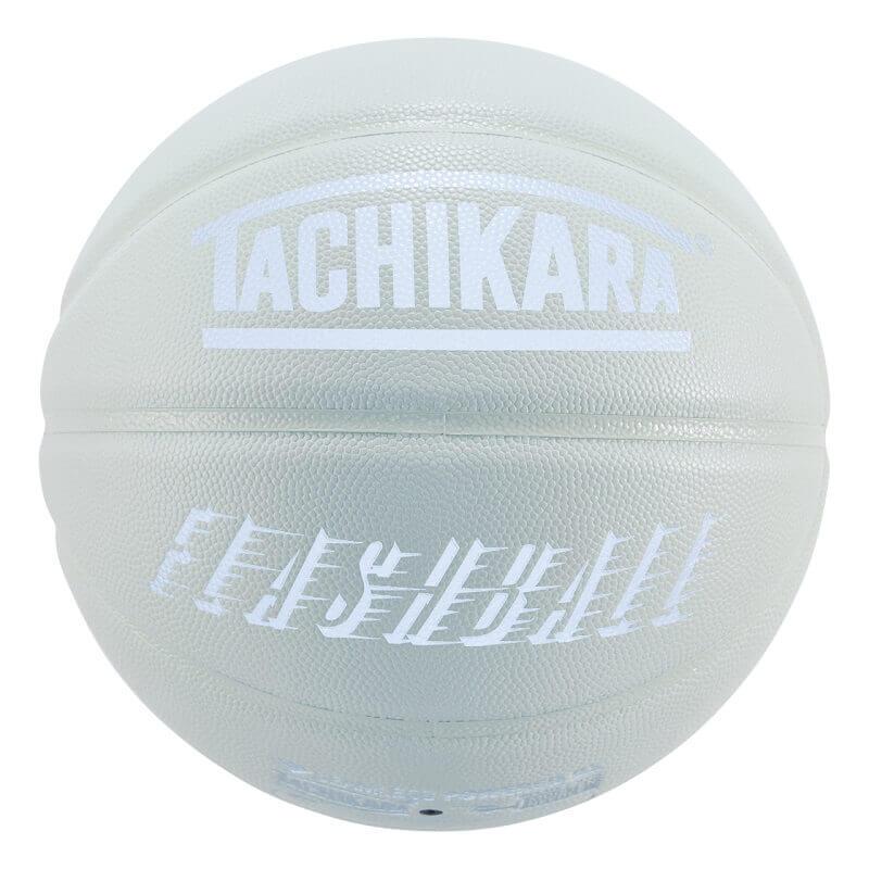 【7号球】【バスケットボール】【アウトドア用】TACHIKARA BASKETBALL タチカラ ボール フラッシュボール FLASHBALL -REFLECTIVE SB7-258 メンズバスケットボール スプリンググリーン/リフレクティブ  グリーン系