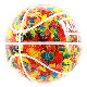 TACHIKARA FA20 FREESTYLE BALL FULL OF CEREAL SB7-325 Cereal pattern タチカラ フリースタイル 7号  FULL OF CEREAL SB7-325