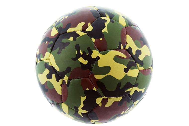 TACHIKARA FOOTBALL タチカラ フットボール 5号 ガム フットボール ウッドランドカモ HF5-311 ウッドランドカモ