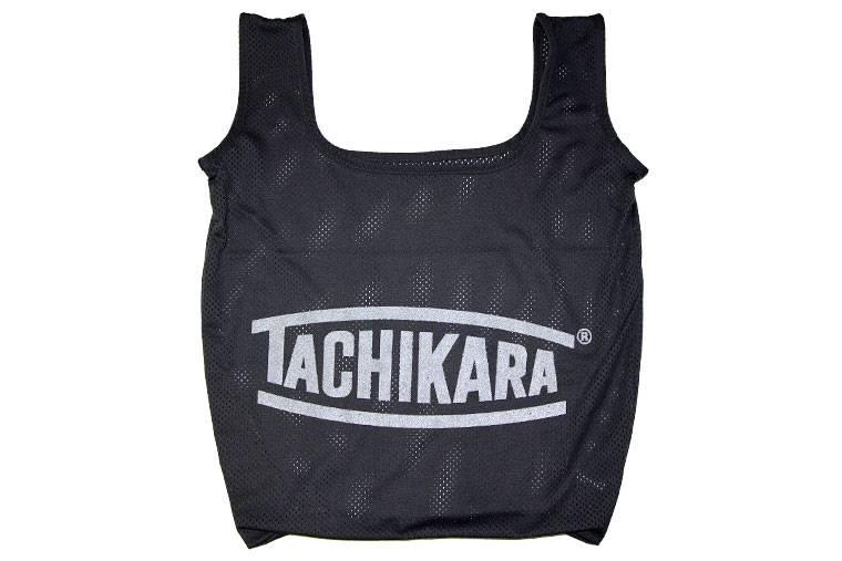 TACHIKARA ORIGINAL タチカラ オリジナル ボール サック BS-016 リフレクターグレー リフレクター