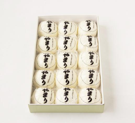 やまり饅頭(15個入り)