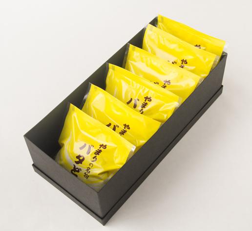 バタどら(6個入り)