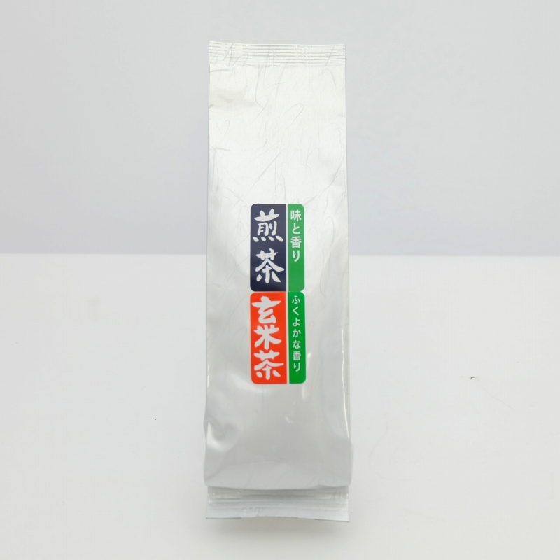 煎茶玄米茶