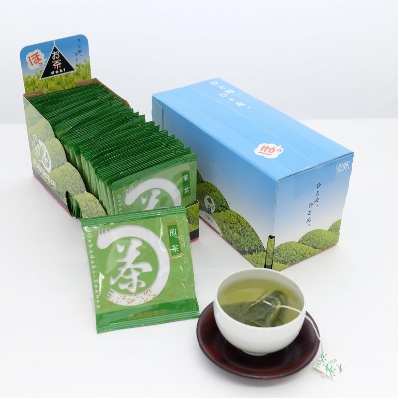 お茶どき ティーバッグ 煎茶