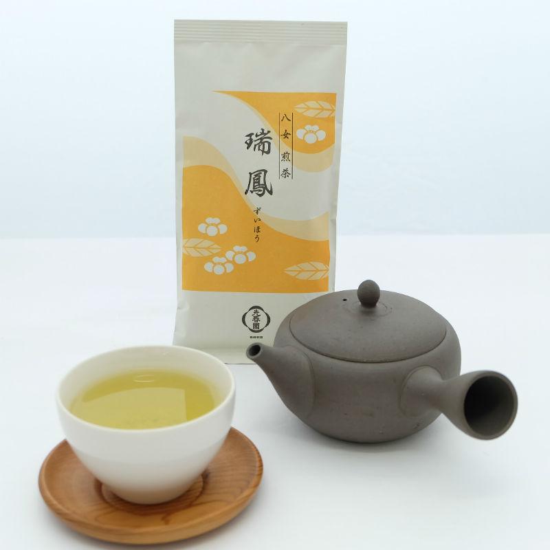 八女煎茶 瑞鳳(ずいほう)