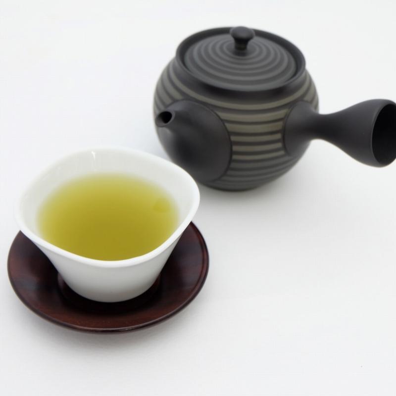 有機栽培 抹茶入り玄米茶