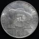 【外国銭】 オーストリア 50シリング銀貨 1959年 (未使用)