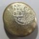 【古金銀】 天保豆板銀 常是1/2 保字2 14.7g  (極美品)