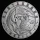 【銀メダル】 天皇陛下喜寿奉祝記念純銀メダル 昭和52年 (未使用)