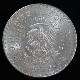 【外国銭】 メキシコ 憲法100年 10ペソ銀貨 1957年 (極美品)