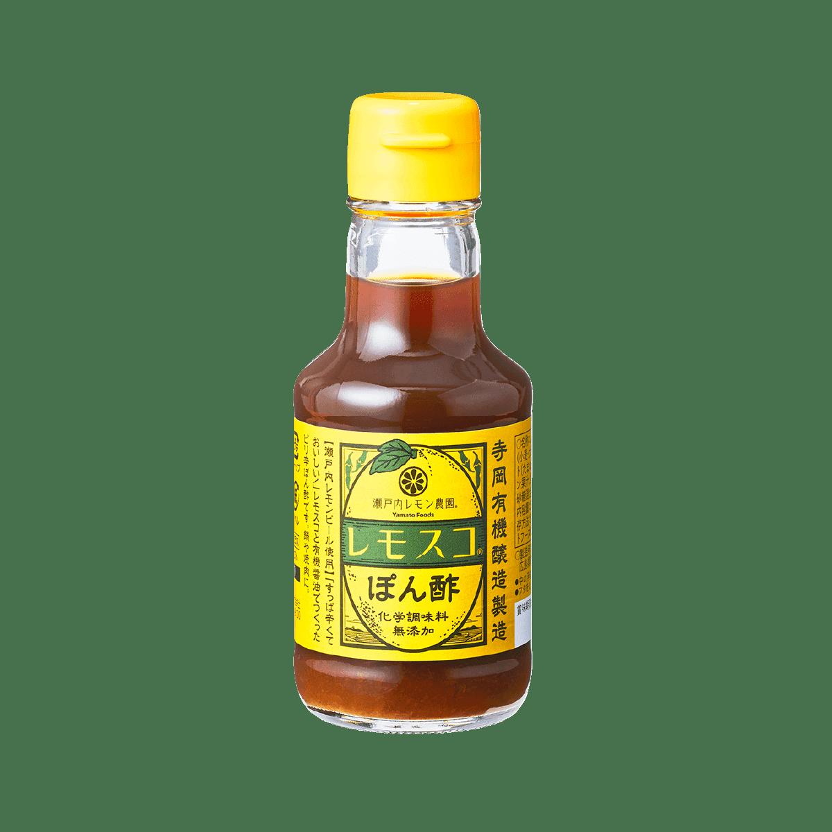 レモスコぽん酢