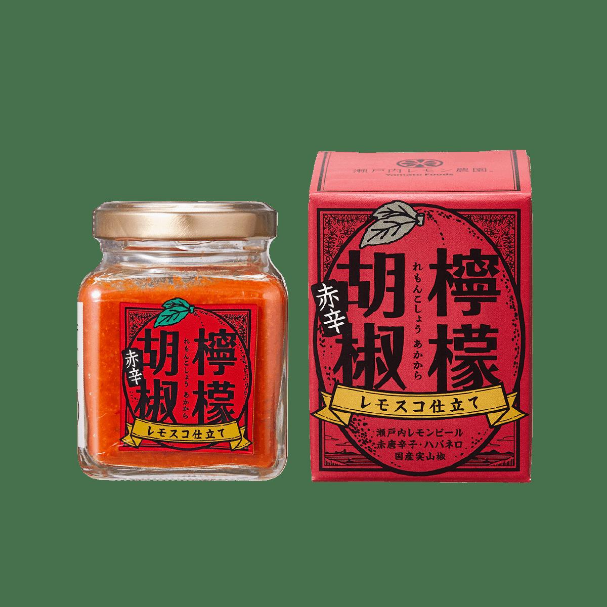 檸檬胡椒(赤辛)
