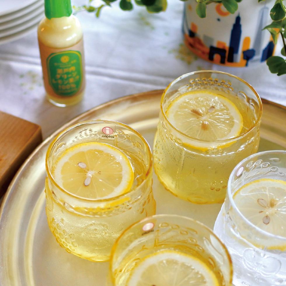 グリーンレモン果汁