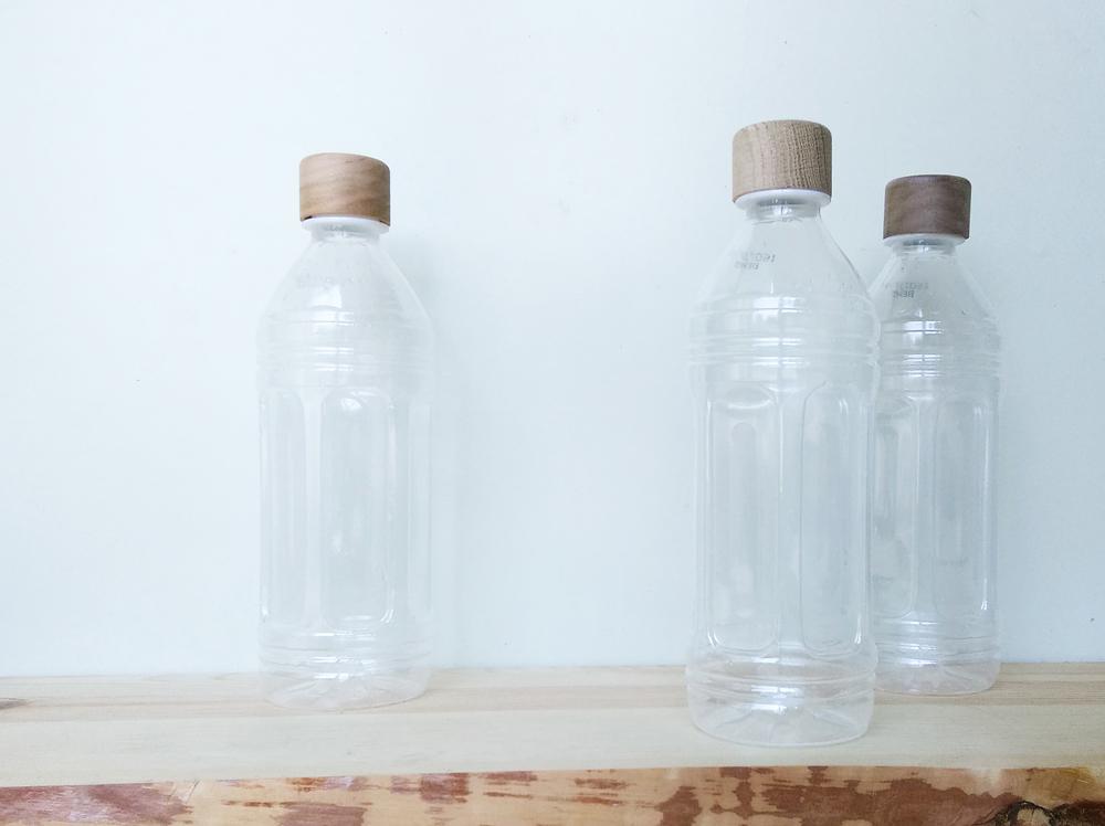 2.43 清陰高校男子バレー部  木製ペットボトルキャップ    青木 操  あおき みさお