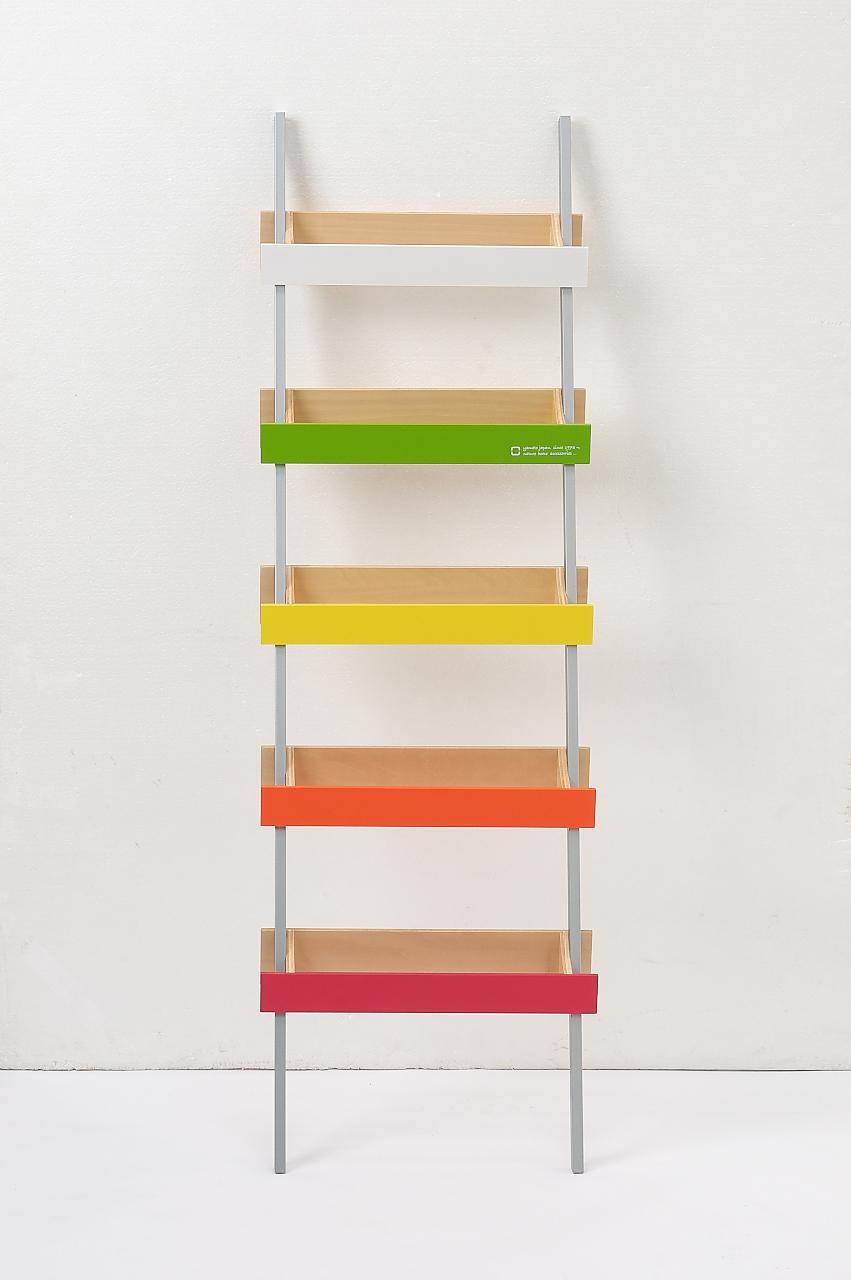 在庫処分50%OFF ladder rack  5 color  ラダーラック5カラー  スリッパ収納