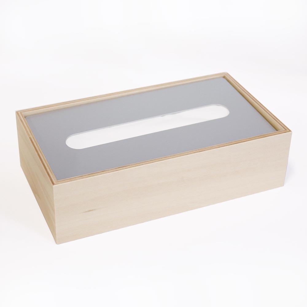 在庫処分50%OFF metalwood case メタルウッドケース ティッシュケース