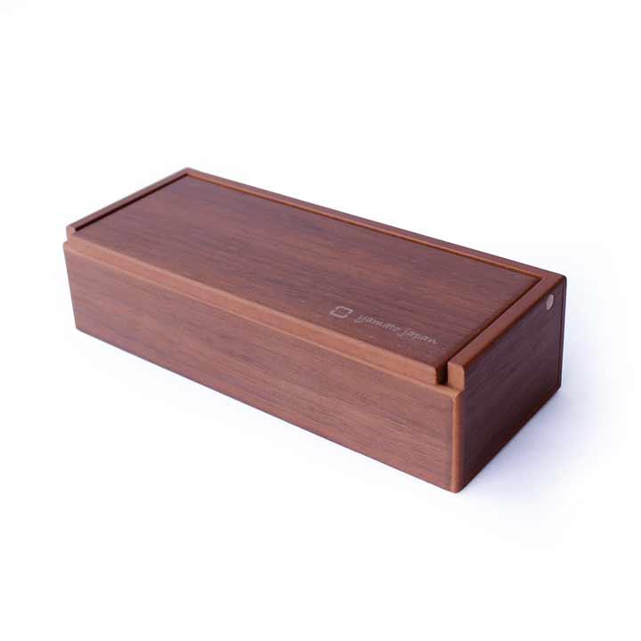 在庫処分40%OFF 木製ふでばこ