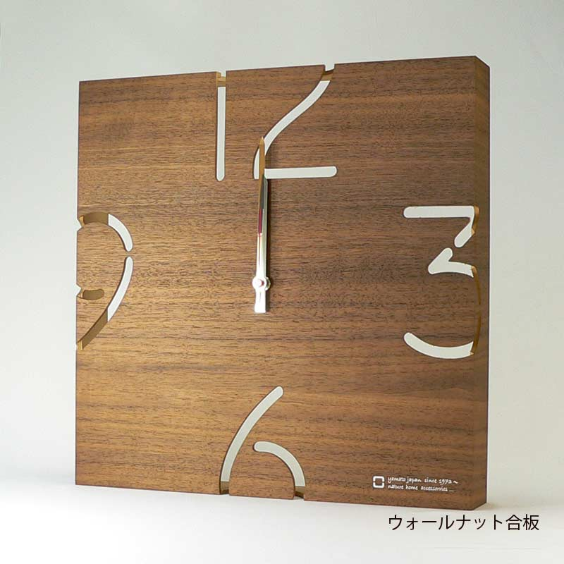 PUZZLE  -電波時計-  パズル電波時計