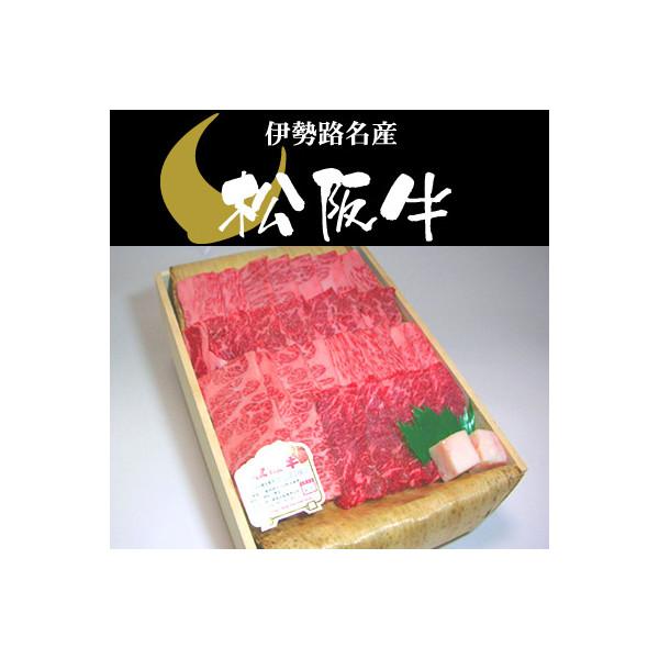 松阪牛 ギフト A5 (上) カルビ 焼肉 (焼き肉) 600g 木箱入 当日加工 父の日 お中元 お歳暮 内祝 伊勢路名産 人気商品