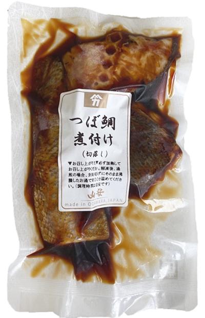 【新発売!】 つぼ鯛煮付け(切落し)(3切)