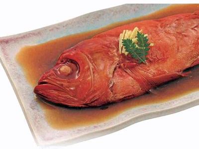 骨までパクッと!金目鯛の煮付け(小)(1尾)