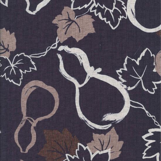 手拭い/ひょうたん/白・カーキ・紺・紫・黒