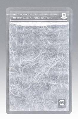 PWL-1217ZH  チャック付片面雲流袋0.075×120×170+27 1,000枚