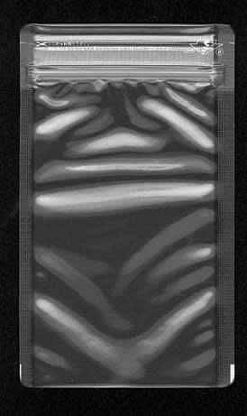 LZ-F ラミジップ透明チャック袋 0.075×120×170 2,500枚
