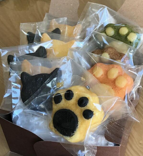 母の日 焼き菓子 猫 イロイロスイーツ10個セット クッキー マドレーヌ 猫谷中堂 詰め合わせ 内祝い お返し