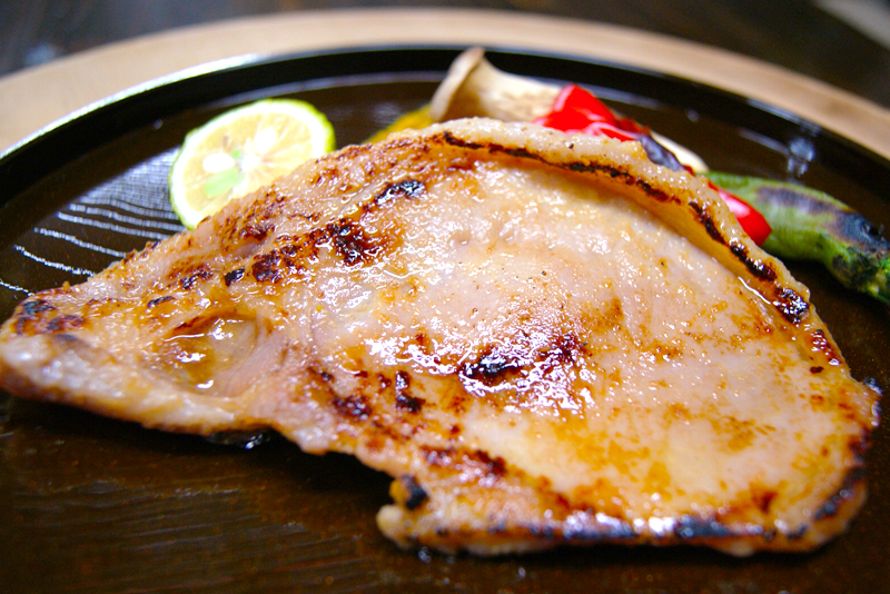 豚肉の味噌漬け【樽詰】