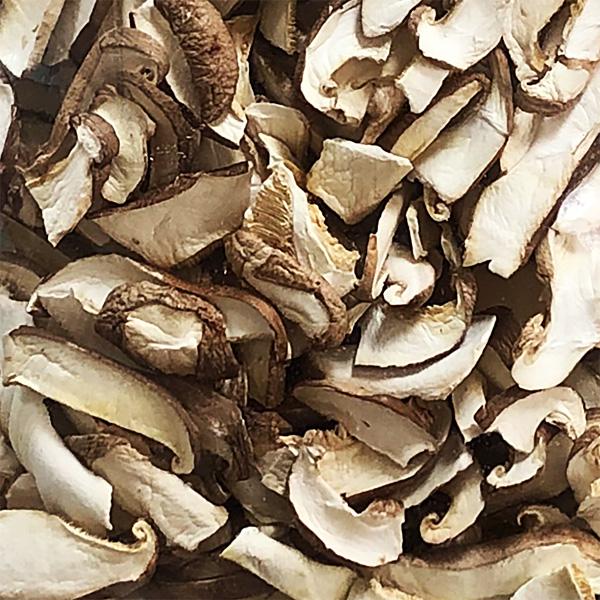 三重県産スライス椎茸(菌床栽培)−50g