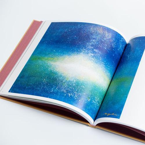 はせくらみゆき画集「ガイアの祈り」La preghiera di Gaia