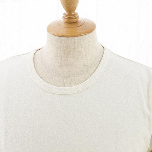 ヘンプコットンTシャツ メンズ