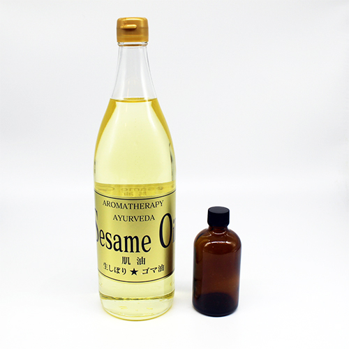 Sesame Oil (肌油)
