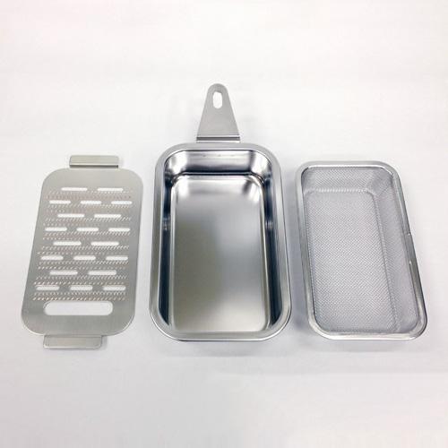 【再入荷】純銅製 箱型おろし金・大 大根用・正規品