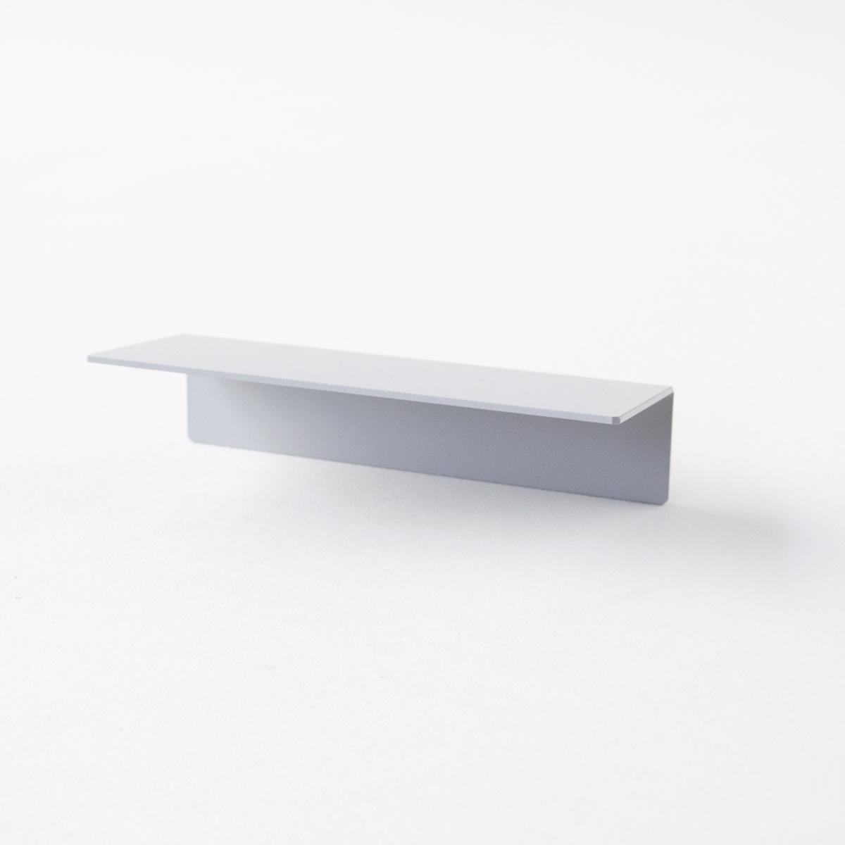 【 5° SHELF 】5度の傾きが特徴!シンプルなマグネットシェルフ