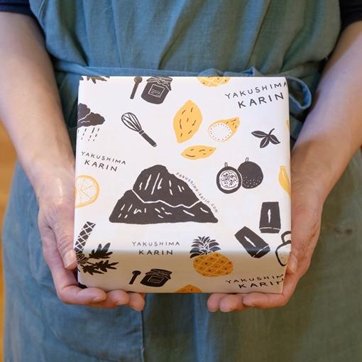 【果鈴のギフト】フィナンシェ&パウンドケーキのセット