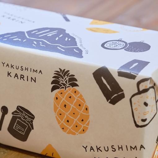 ★新商品★屋久島のバスクチーズケーキ 【パッションフルーツ】