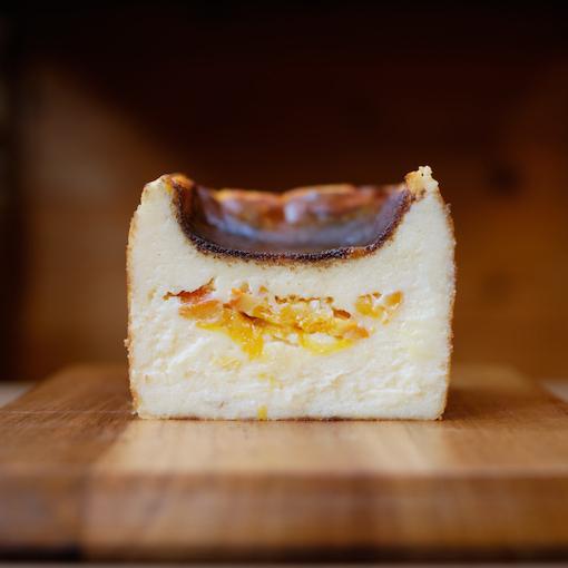 屋久島のバスクチーズケーキ 【たんかん】