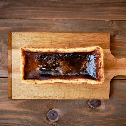★新商品★屋久島のバスクチーズケーキ 【ムラサキイモ】