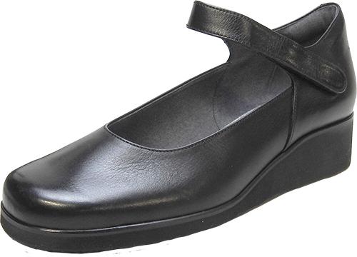 �29301(ブラック)軽く・柔らかい履き心地で優しく足を包み込んでくれるパンプス